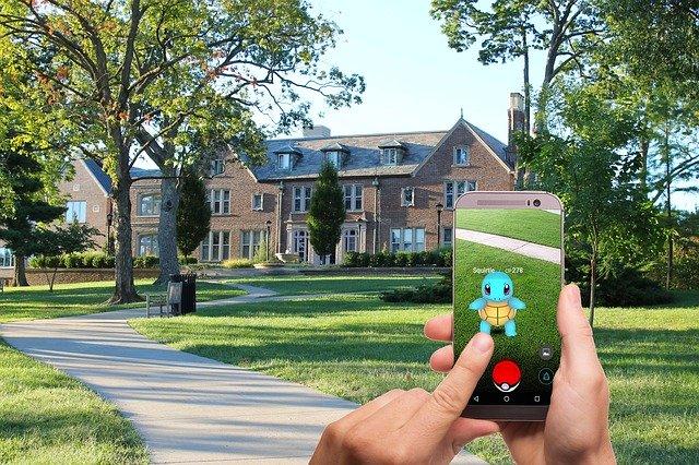 Pokémon Go problema al server